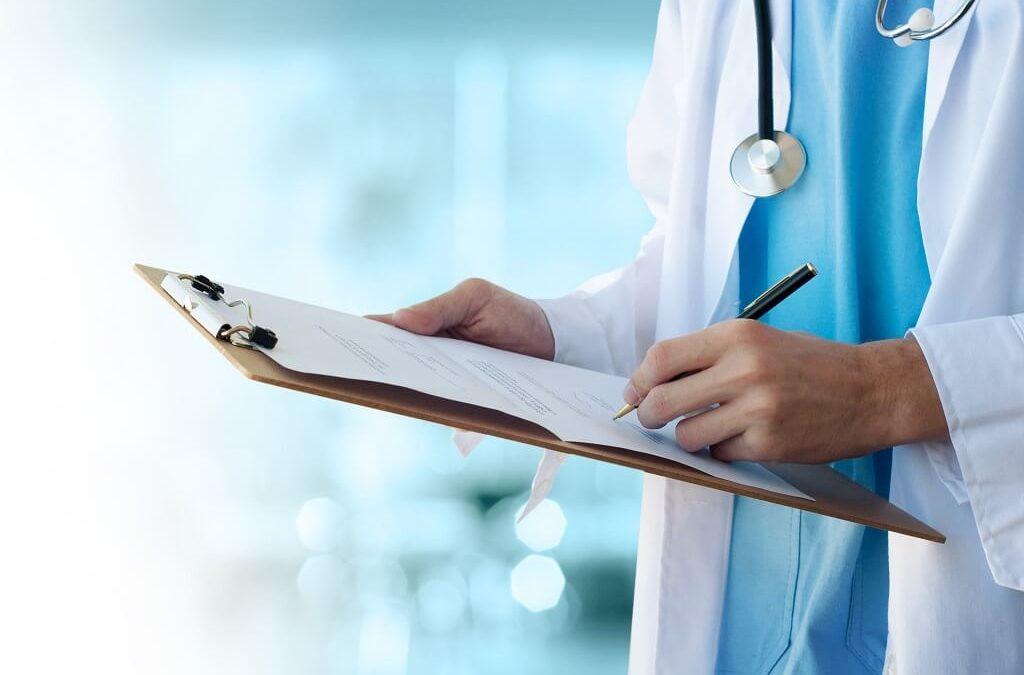 Čestné prohlášení pacienta před ošetřením