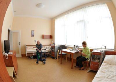 Ubytování pro rodinné příslušníky