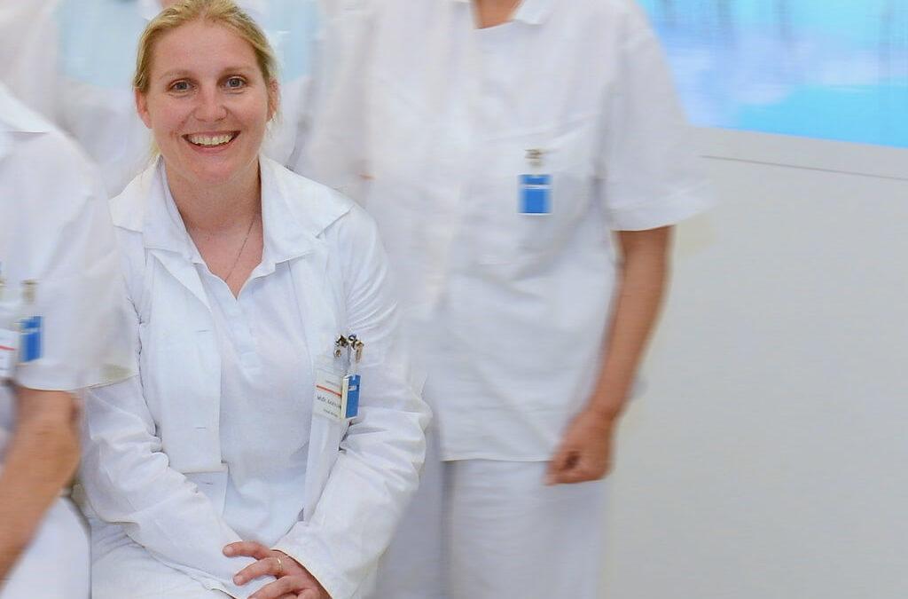 Rozhovor sKateřinou Jirsovou, primářkou onkologie