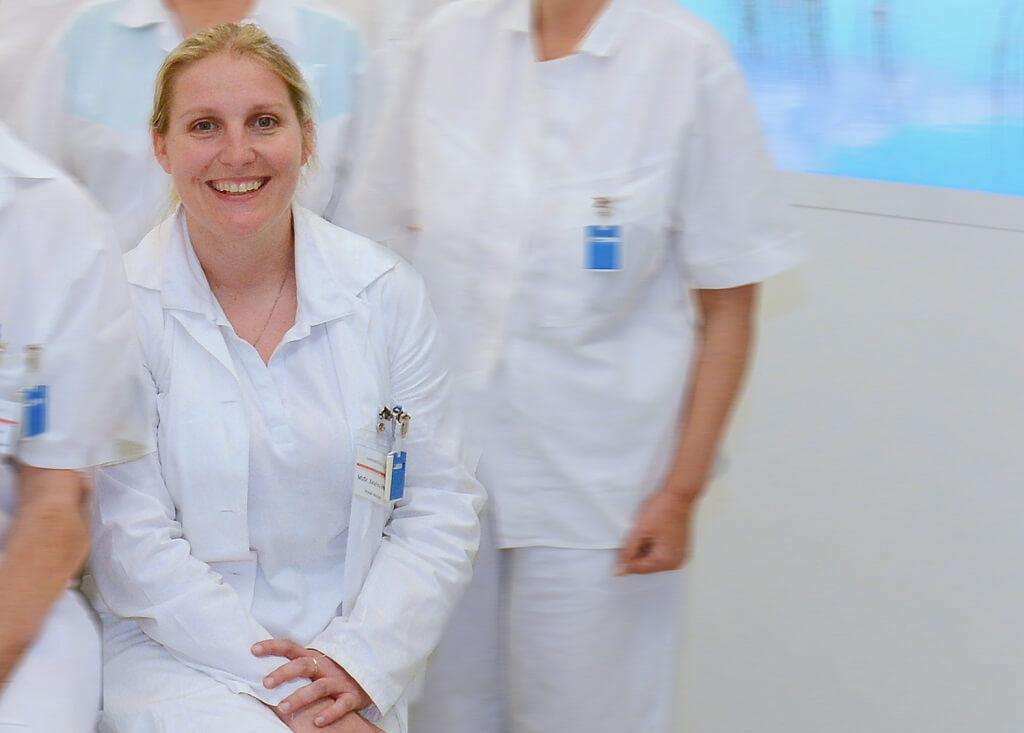 Rozhovor s primářkou onkologie