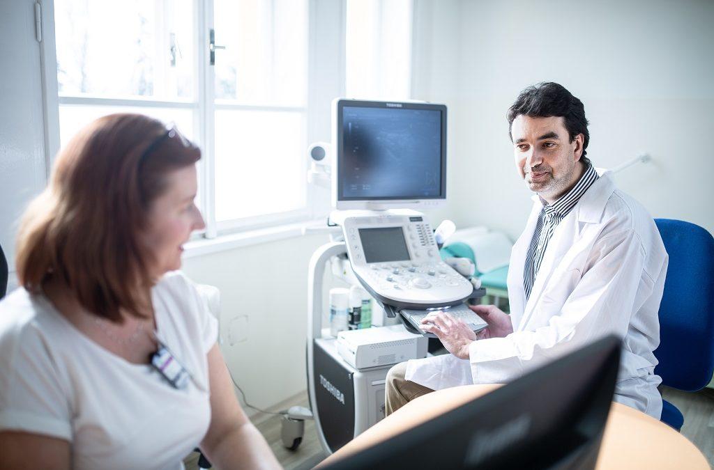 Hledáme lékaře na pneumologické oddělení