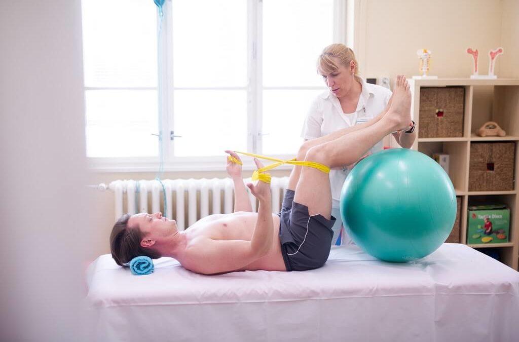 Letní brigáda pro fyzioterapeuty