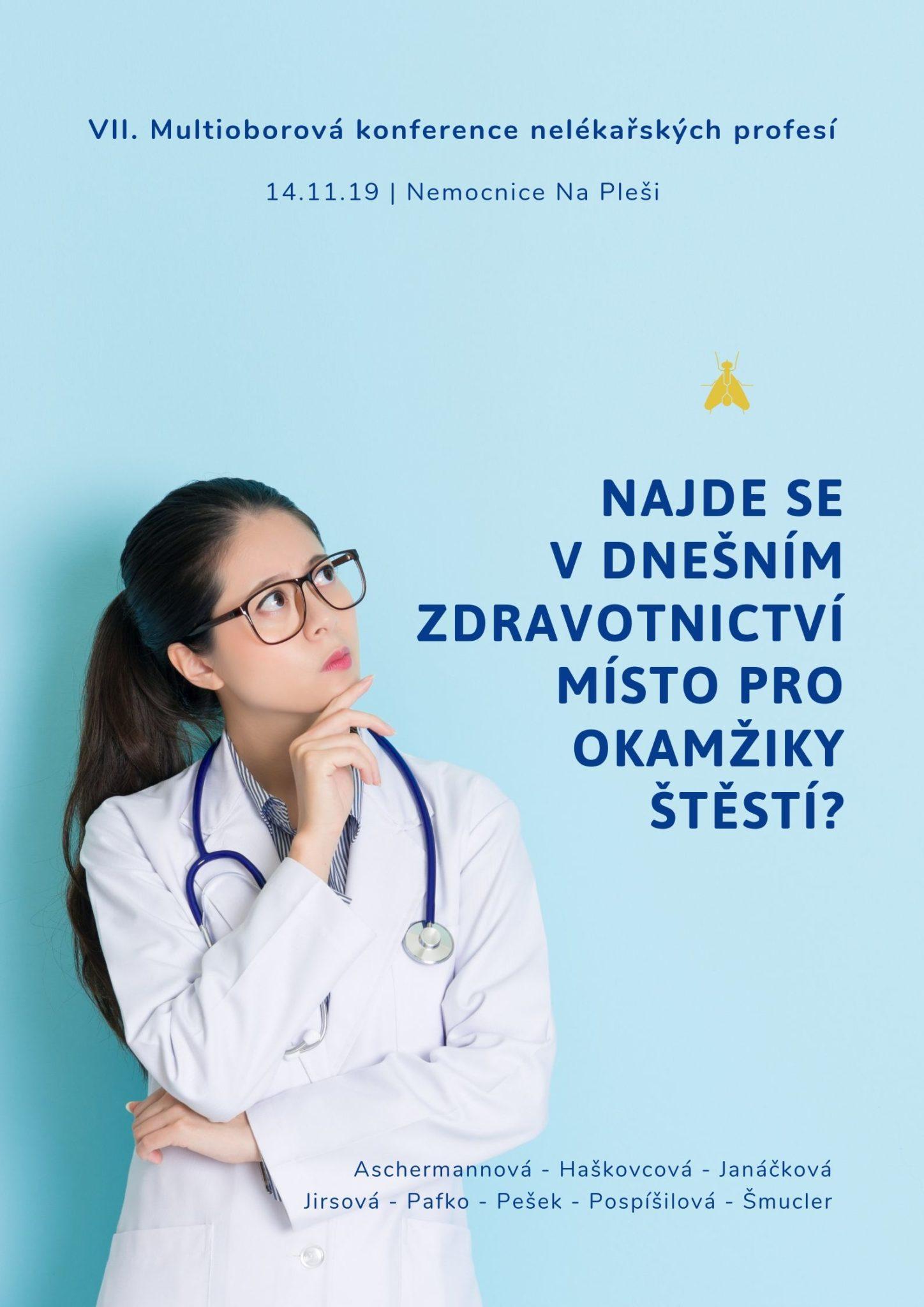 Konference 2019 poster
