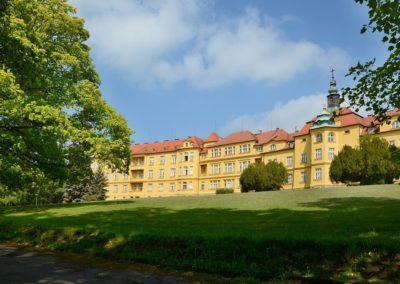Nemocnice Na Pleši - hlavní budova