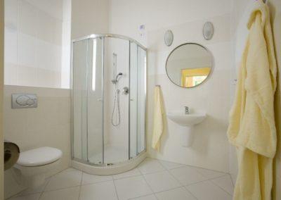 Rezidence Na Pleši - koupelna