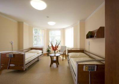 Rezidence Na Pleši - pokoje