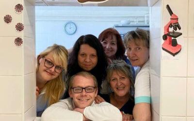 Oslavili jsme mezinárodní den ošetřovatelství