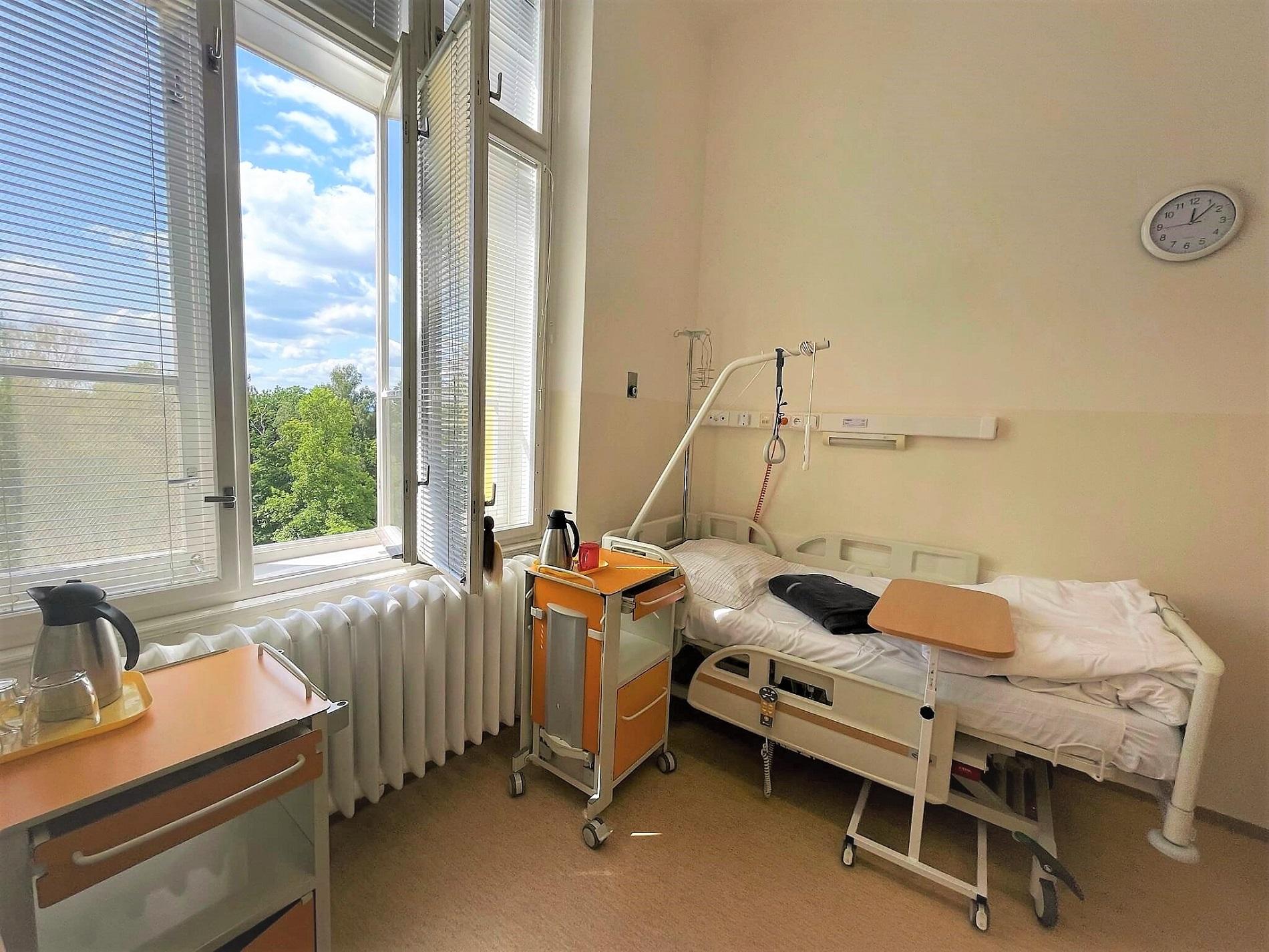 Onkologické oddělení B