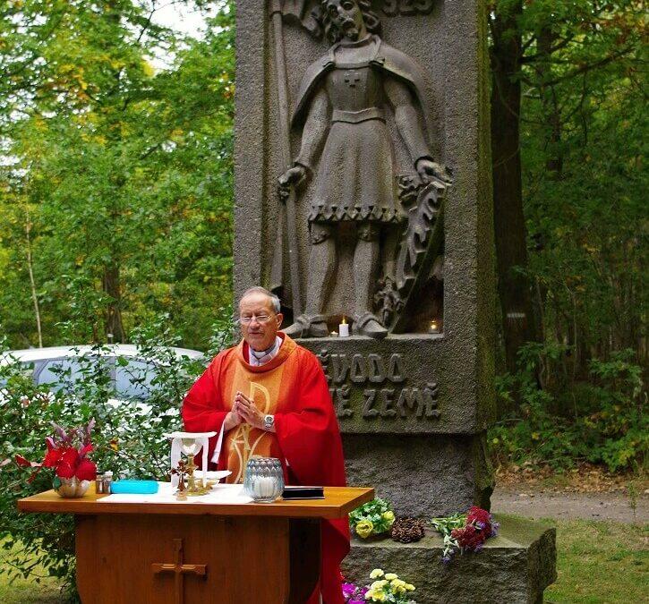 Pozvánka na pouť ke sv. Václavu